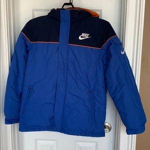 Boys Nike Jacket Reversible 14/16